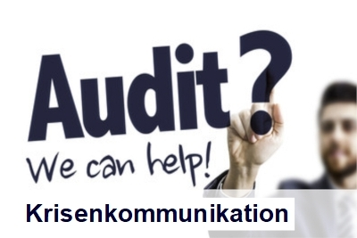 Audit Krisenkommunikation